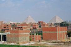 エジプトレンガ住宅