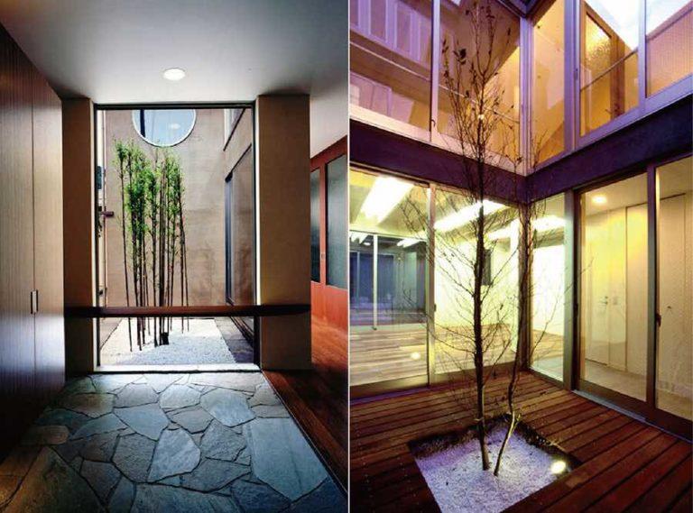 中庭,神戸,設計事務所