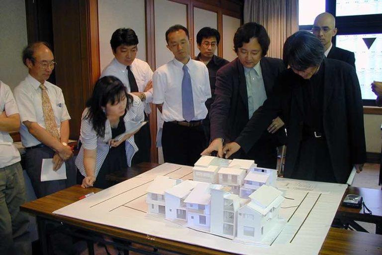 北大路まちなか住宅コラボレーション02設計会議風景,神戸,設計事務所