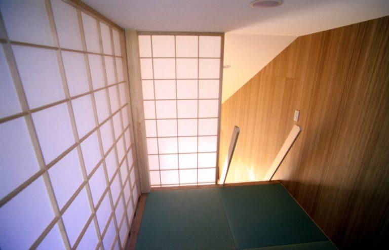 2畳のロフト,神戸,設計事務所