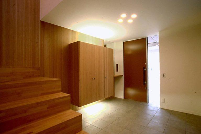 DEN 土間玄関,神戸,設計事務所