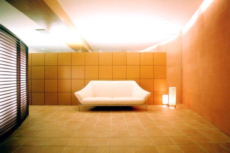マンションのエントランスホール Public Living,神戸,設計事務所