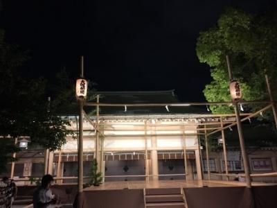 大阪薪能,神戸,設計事務所