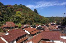 石州瓦の伝統的街並み,神戸,設計事務所
