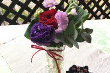 可愛い花束
