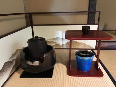 利晶の杜茶道体験,神戸,設計事務所