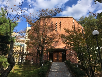 広島女学院大学チャペル,神戸,設計事務所