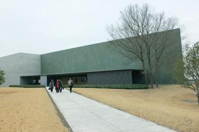 香川県立東山魁夷せとうち美術館,神戸,設計事務所