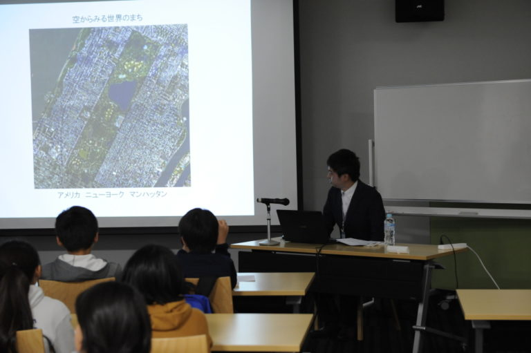 建築出前授業スライド講義