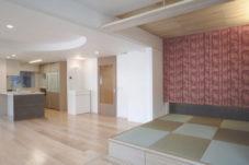 小上がり畳コーナー 神戸 設計事務所