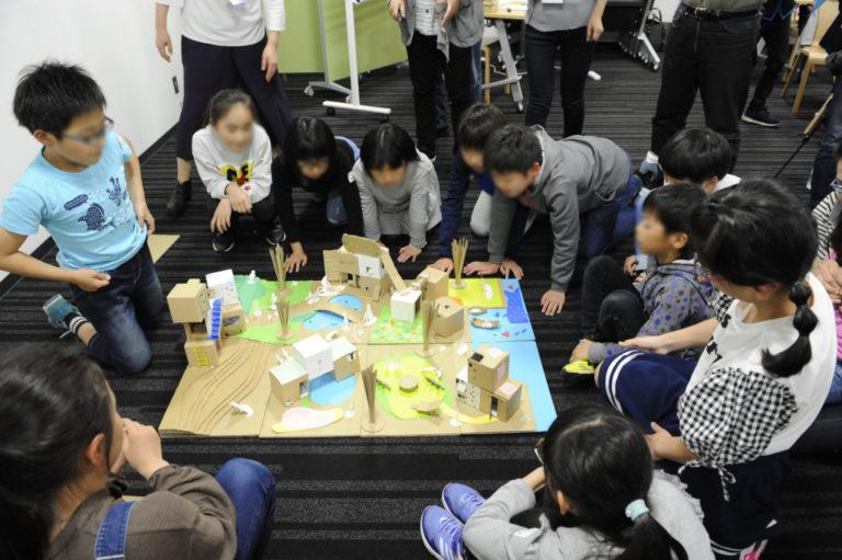 建築出前授業ワークショップ,神戸,設計事務所