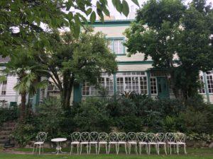 サッスーン邸外観,神戸,設計事務所