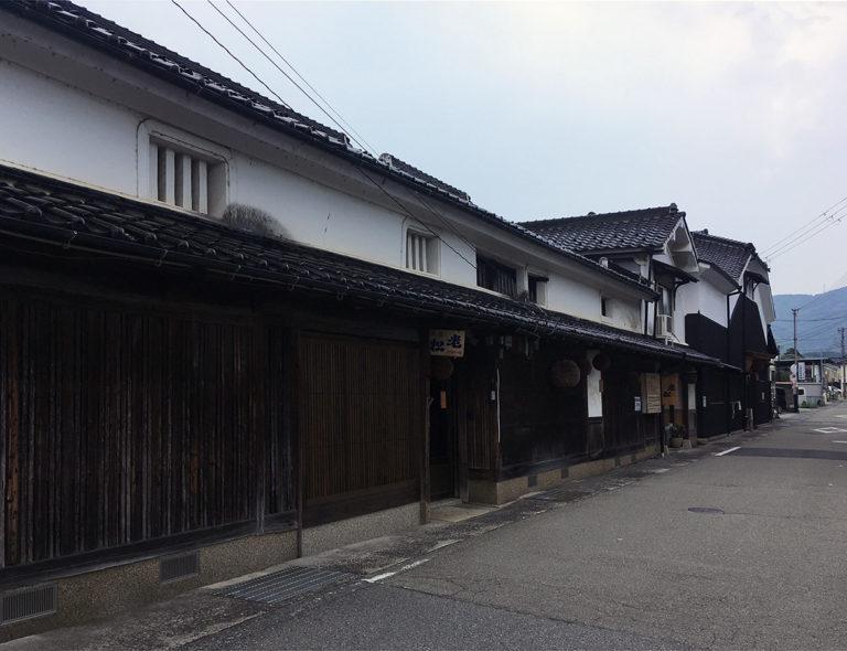 山崎歴史的街並み,神戸,設計事務所