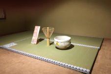 西大寺大茶盛式の大きな茶碗と茶筅